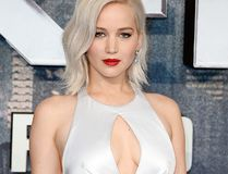 Jennifer Lawrence. (Jeff Spicer/Getty Images)