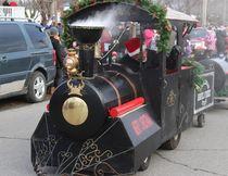 Morrisburg Santa Parade