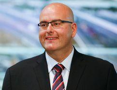 The Honourable Steven Del Duca, Minister of Transportation.