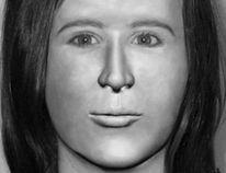 Composite sketch of Green River Killer victim Jane Doe.