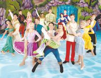 Eight Disney princesses star in the Disney On Ice Dream Big show in Toronto.