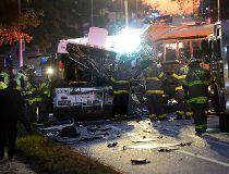 Baltimore crash