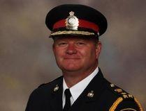 Saugeen Shores Chief of Police Dan Rivett.