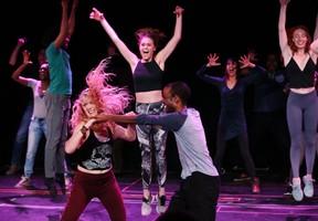 "Garth Drabinsky launches ""Sousatzka"" A New Musical, at the Elgin Theatre in Toronto. (STAN BEHAL, Toronto Sun)"