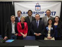 PC leadership debate Fort McMurray 2016