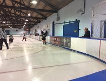 Jack Hamilton Arena in Regina