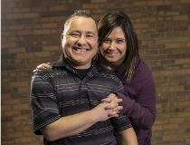 Darryl and Rachel Dewaard