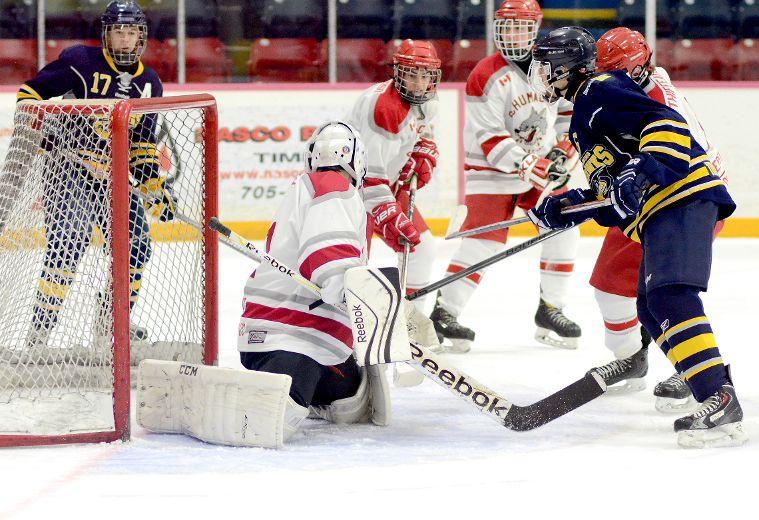 Canton freeze midget hockey