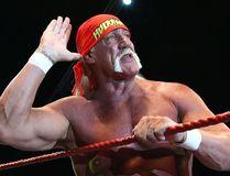 Hulk Hogan. (Paul Kane/Getty Images File Photo)