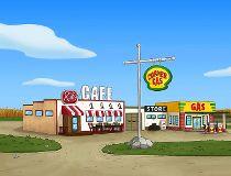 Corner Gas animated series