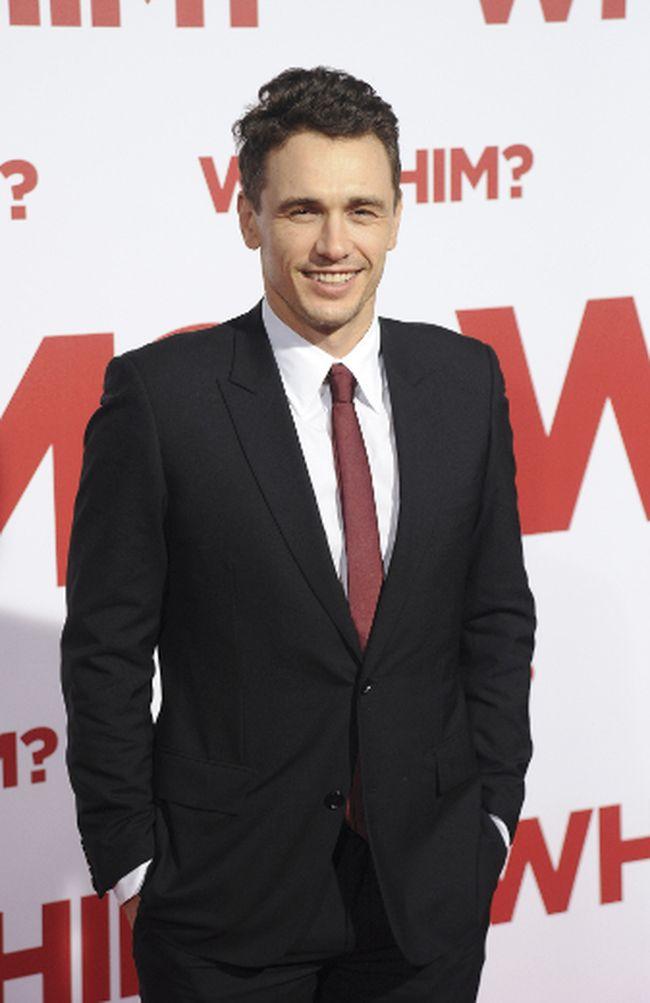 """James Franco. (Apega/<A HREF=""""http://www.wenn.com"""" TARGET=""""newwindow"""">WENN.COM</a>)"""