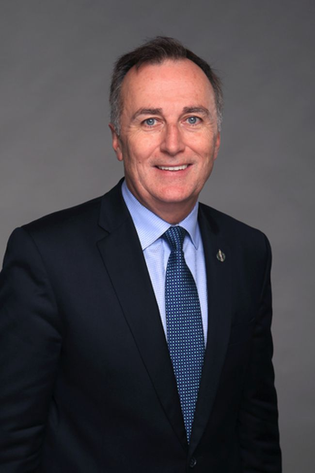 MP Neil Ellis