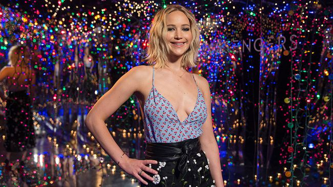 Jennifer Lawrence.  (Emma McIntyre/Getty Images)