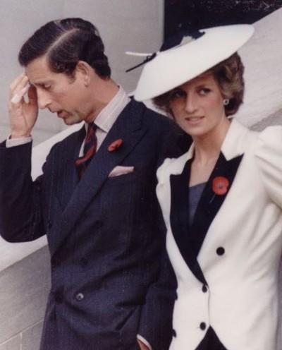 Prince Charles and Princess Diana. (Toronto Sun files)