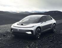 Faraday Future promises a zero-emission, 1,000 HP car