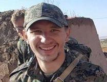 SUPPLIED PHOTO Nazzareno Tassone, 24, formerly of Niagara Falls, was killed Dec. 21 in Syria.
