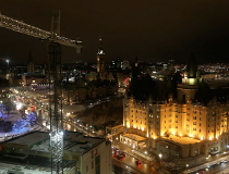 Aerial Ottawa