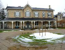 Thornwood estate at 329 St. George St. (MORRIS LAMONT, The London Free Press)