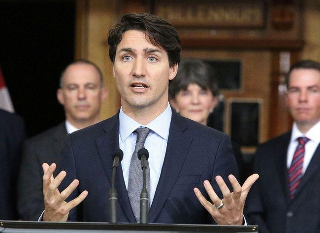Prime Minister Justin Trudeau. (Gino Donato/Sudbury Star)