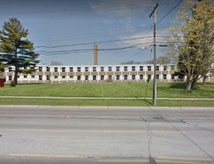 Nelson High School on New St. in Burlington. (Google Maps)