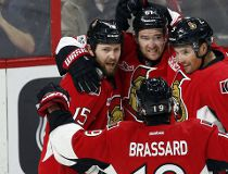 Ottawa Senators Zack Smith