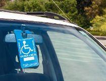 Handicap parking