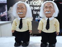 Albert Einstein Robot