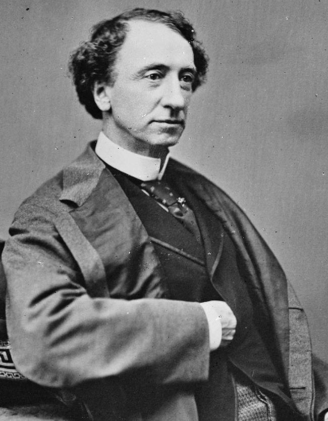 Sir John A. Macdonald.
