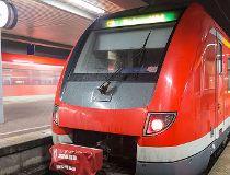 sbahn train