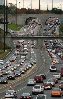 DVP traffic