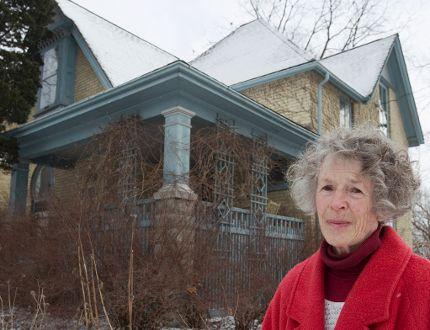 Nan Finlayson (Free Press file photo)