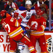 Flames/Oilers