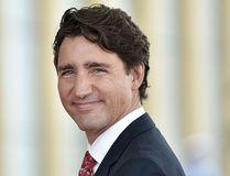 Justin Trudeau. (Etienne Oliveau/Getty Images)