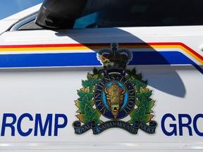 RCMP cruiser.