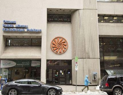 Ottawa Public Library main branch