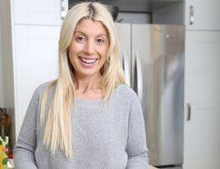 Registered dietitian and professional chef Julie Bednarski.