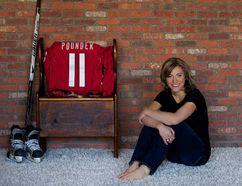 Cheryl Pounder. (Handout)