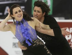 Scott Moir and Tessa Virtue. (Tony Caldwell, Ottawa Sun)