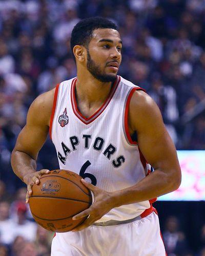 Toronto Raptors' Cory Joseph (Dave Abel/Toronto Sun)