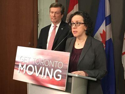 Barbara Gray (Shawn Jeffords/Toronto Sun)