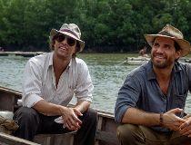 Matthew McConaughey and Edgar Ramirez in Gold.