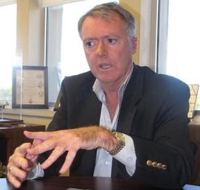 Mayor Mike Bradley