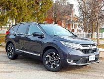 SUV Review: 2017 Honda CR-V