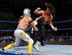 World Wrestling Entertainment superstar Dolph Ziggler. (Courtesy World Wrestling Entertainment)