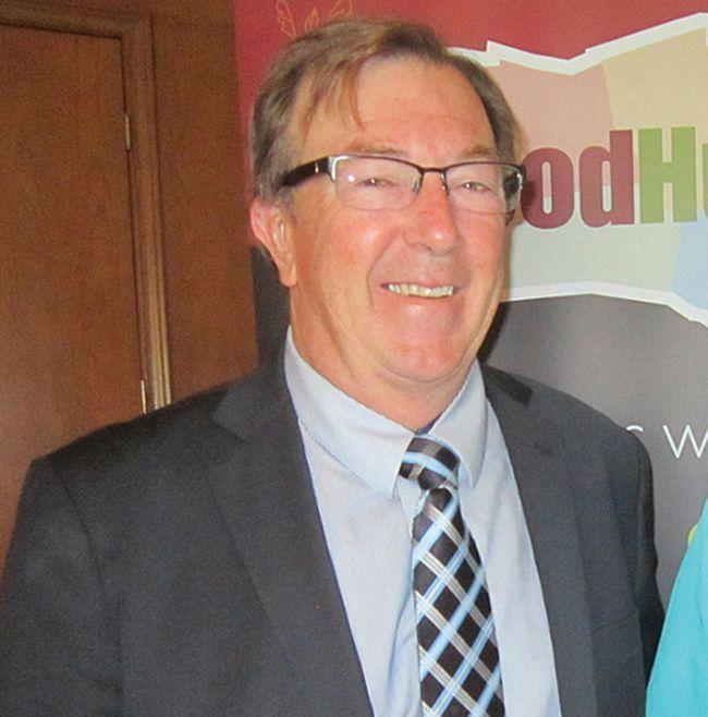 Stephen Molnar, Chair of SCOR Economic Development Corporation