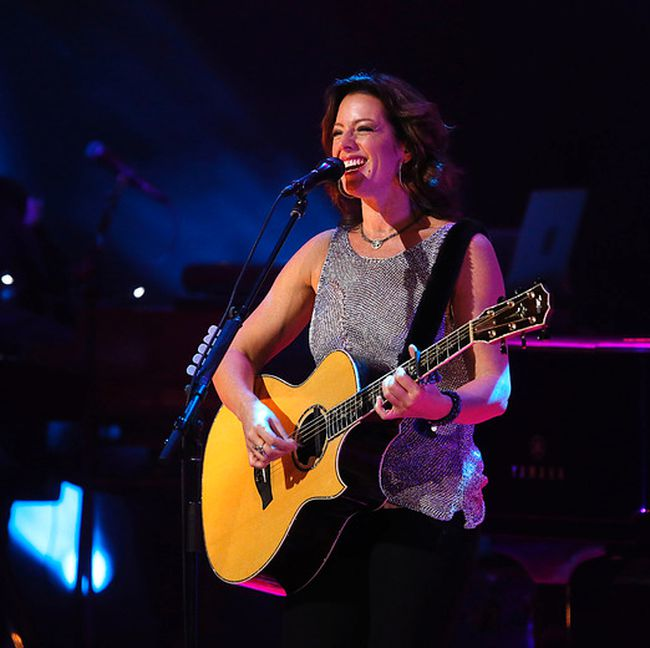 Sarah McLachlan brought her tour to Massey Hall in Toronto, Ont. on Thursday November 6, 2014. Michael Peake/Toronto Sun/Postmedia Network