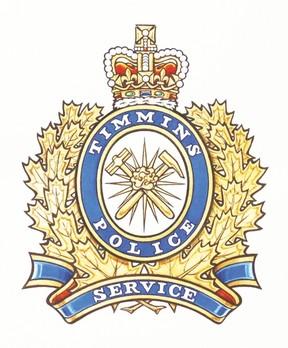 timmins police logo