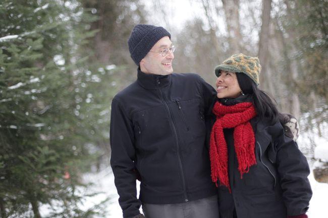 Valentine's Day Ontario Parks