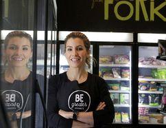 Chantelle Smith has opened Be Greater Organics. Gino Donato/The Sudbury Star