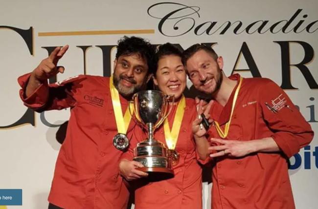 Award winning chefs